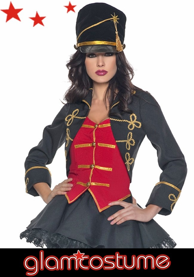 March On Toy Soldier Costume Fashion Evening Gowns Pinterest