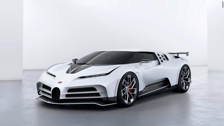 Bugatti stellt nur 10 dieser 9 Millionen US-Dollar teuren Supersportwagen her. Bugatti stellte am Freitag auf einer Oldtimermesse in Kalifornien sein neuestes Modell in limitierter Auflage vor. ...
