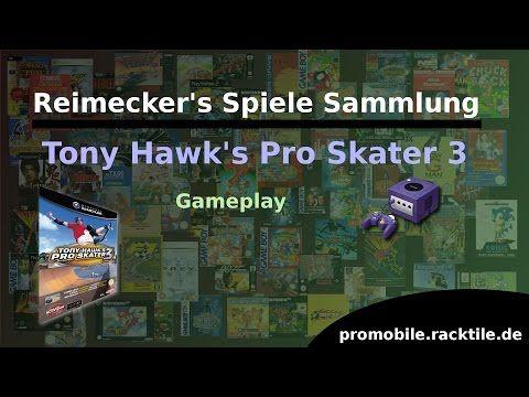Reimecker's Spiele Sammlung : Tony Hawks Pro Skater 3