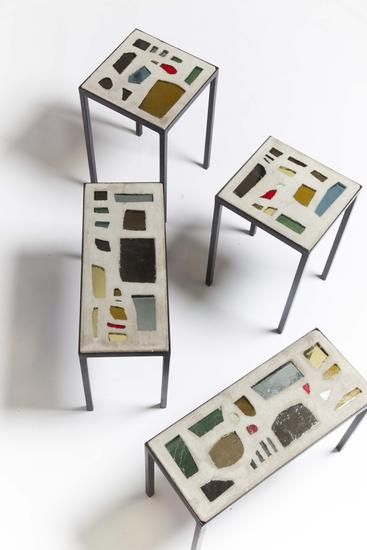 Jacques Avoinet - Coffee tables / SOLD - COFFEE TABLES - Collections - MAGEN H…
