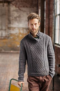Awesome Man Knit! - Hugo by Veronik Avery - Ravelry.com