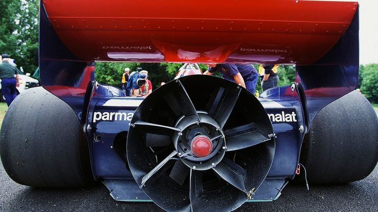 The BT46B—also known as the Fan Car—was a cunning Gordon Murray racer, designed to one-up the dominant Lotus 79 in the 1978 Formula One season.