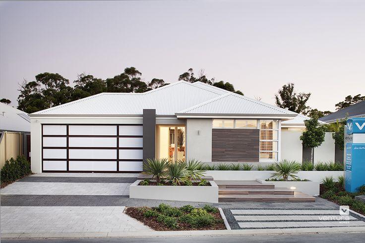 The Chianti display home. #elevation #facade #house #VenturaHomes