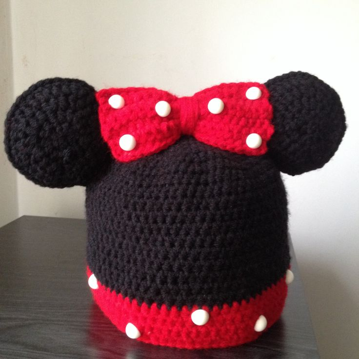 Minnie Mouse - a red one :)