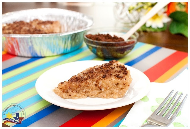 Biko (Sticky Rice Cake with Fried Coconut Milk Curd Topping) #kakanin #FilipinoFood