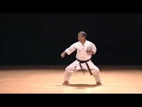 Gekisai Dai Ichi _ Yoshio Kuba - 10. Dan Okinawa Goju Ryu Karate - YouTube