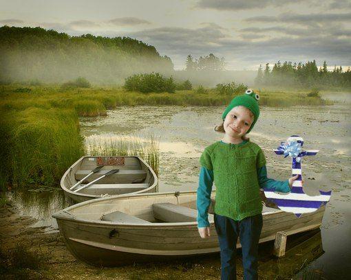 Купить комплект лягушка зеленый комплект вязаный, комплект для девочки вязание на заказ