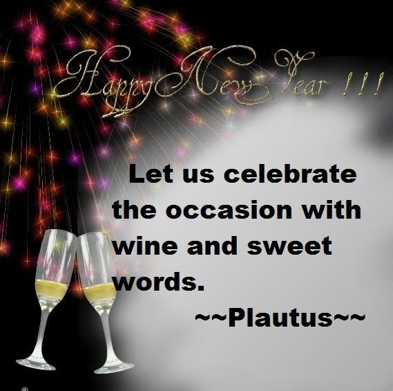 Happy New Year Religious Quotes: 25+ Best Happy New Year Quotes On Pinterest