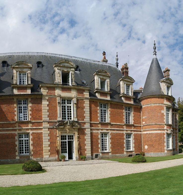 wonderful chateau in normandy france euroresalescom - 736×786
