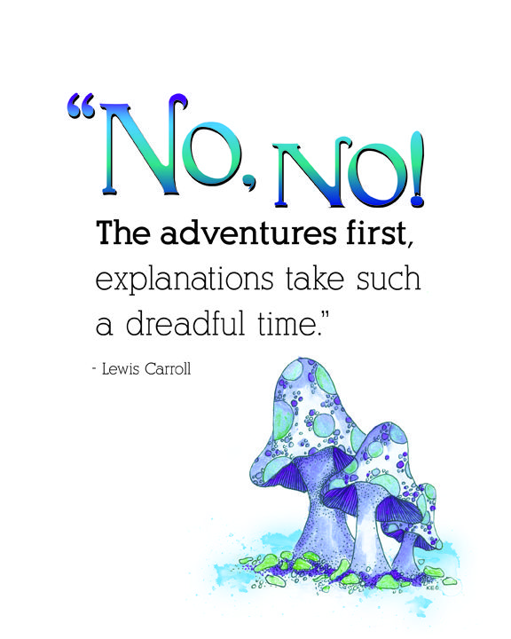 Alice In Wonderland Quotes And Sayings: 1000+ Ideas About Alice In Wonderland Quote On Pinterest