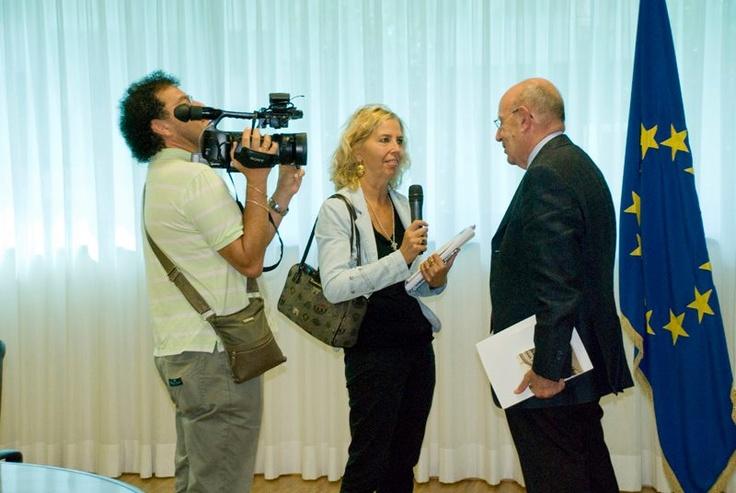 Intervista al prof. Elvio Guagnini, Presidente del Comitato scientifico del Festival Grado Giallo