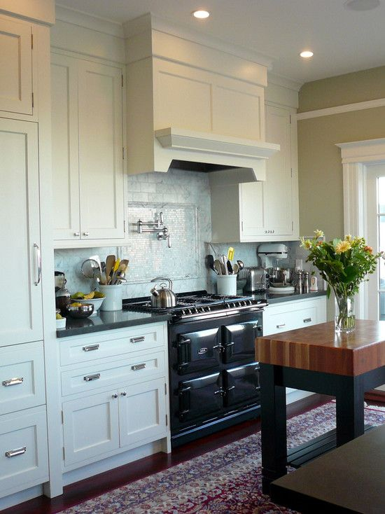 337 best aga cookers images on pinterest for Kitchen design 8 x 5
