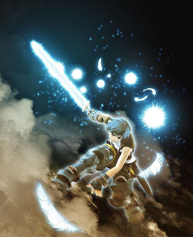 Star Ocean TTEOT; Artwork Fayt Promotional Art