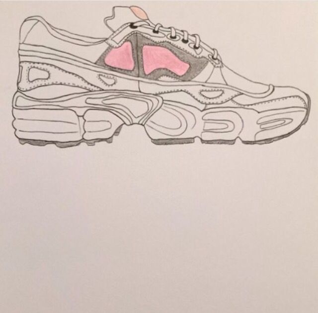 RAF SIMONS SHOES (by Fanny Rocco)