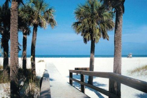 Clearwater Beach Sandkey