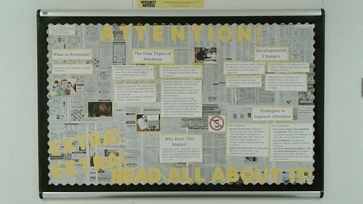 1000+ ideas about Newspaper Bulletin Board on Pinterest ...