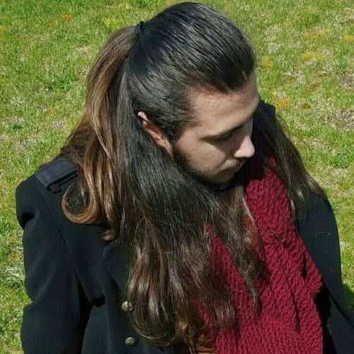 Remarkable 1000 Ideas About Long Hairstyles For Men On Pinterest Hairstyle Short Hairstyles For Black Women Fulllsitofus