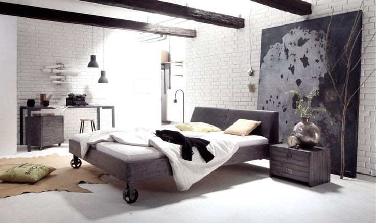 Hasena Factory-Line Road Rena Step Loft Bed