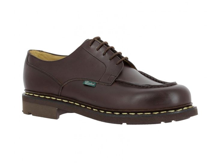 PARABOOT Chambord cuir Homme Cafe