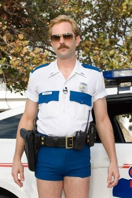 Like a law enforcement cheetah - every law enforcement pin needs to include Lt Dangle!