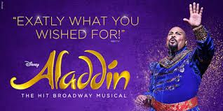 Aladdin at Paramount Theatre, Seattle Washington. To get more information visit http://www.paramounttheatreseattle.net/paramount-theater-seattle-aladdin/