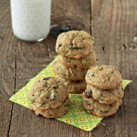 I'm not going to say &qout;you'll never know it's there!&qout; because clearly, if you look at the cookie, well, you'll see it's there. If you eat it in the dark or blindfolded, though, it's true. You might not know it's there. My veggie-averse (sigh) toddler doesn't know it's there. Or she doesn't care. She …