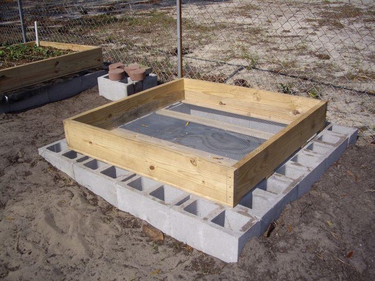 Square Foot Gardening Wicking Bed Sub Irrigation Self Watering Garden Ideas Pinterest