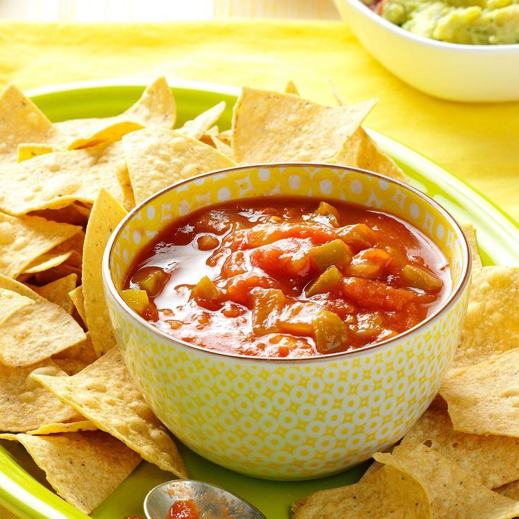 Freezer Salsa Recipe -Kids in the home economics class at the school where I teach were making this salsa, and it smelled so good that I got the recipe. It's a great way to use up garden produce. —Deanna Richter, Elmore, Minnesota