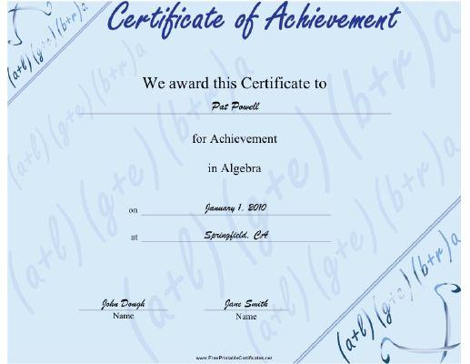 19 best psychology pediatric images on Pinterest Cap du0027agde - school certificates pdf