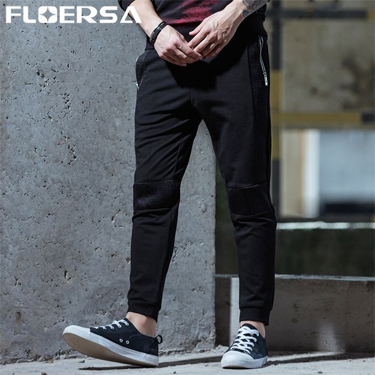 Find More Sweatpants Information about FLOERSA Jogger Pants Men Casual Fashion Sweatpants Men's Zipper Pockets Elastic High Quality Winter Pants for Men #3003 50,High Quality jogger pants men,China fashion jogger pants Suppliers, Cheap jogger pants from FLOERSA Official Store on Aliexpress.com