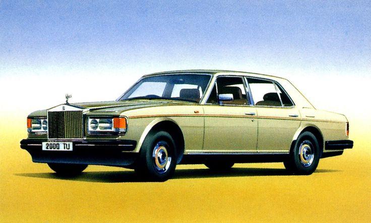 Rolls-Royce Silver Spirit 1986