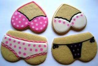 Great idea for a bachelorette party! Made by Southern Spreads.