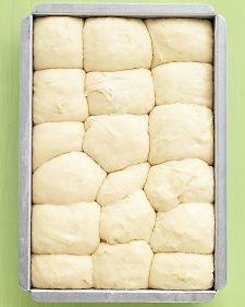 No-Knead Dinner Rolls