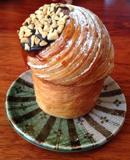 Ecco il cruffin, mix di croissant e muffin - Corriere.it