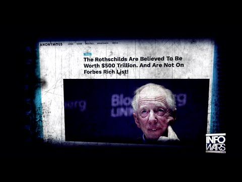 ROTHSCHILD FAMILY INDICTED, MAINSTREAM MEDIA SILENT Indictment could mean the beginning of the end for one of humanity's largest enemies