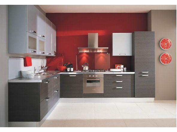 Diseño de materiales y puertas en armarios de cocina laminados | Blog de ideas de diseño de cocina