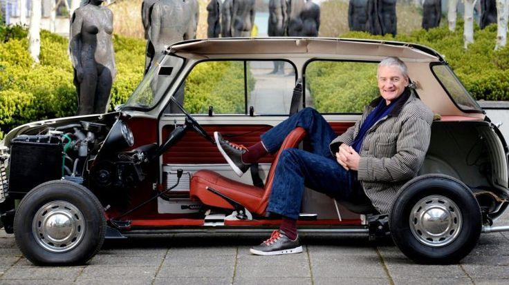 O homem do aspirador (sem saco) vai fazer carros eléctricos