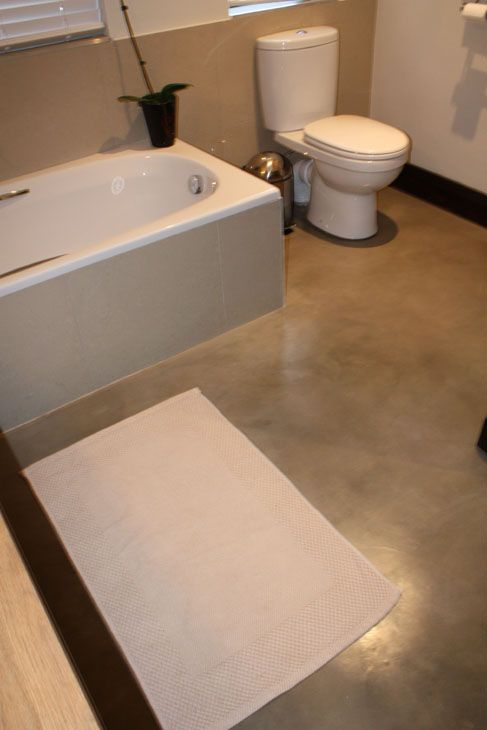 CapeCrete- Colour Cement Flooring