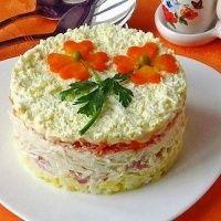 Самый лучший салат к праздникам: недорогой, но безумно вкусный