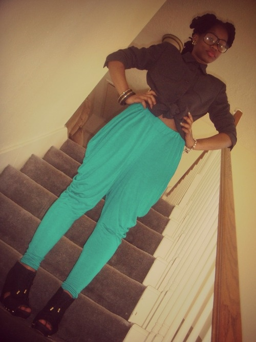 MC Hammer pants! Are a MUST HAVE!