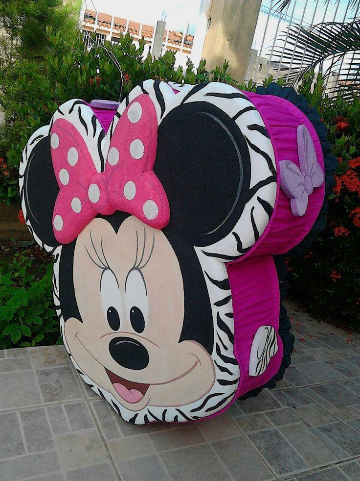 Piñatas~Minnie Mouse Piñata ❤️   Minnie Mouse❤️
