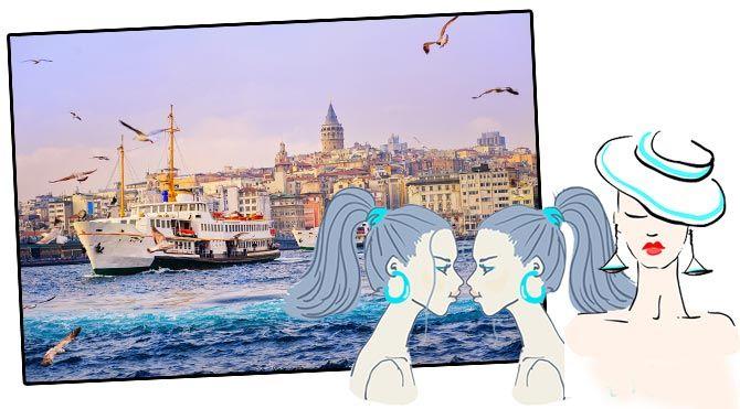 Teraziler ve ikizler tam da İstanbul insanı... Hangi burç nerede yaşarsa mutlu olur?