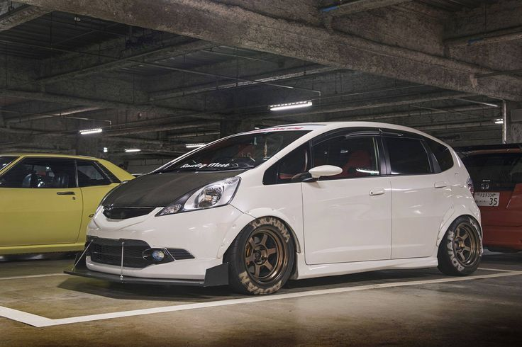 1000 images about honda fit modified on pinterest cars for Honda fit 0 60