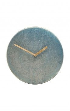 Zegar ścienny Metro Blue