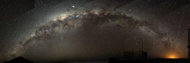 Crean el primer mapa global con la edad de la Vía Láctea, gracias al big data obtenido de 100.000 gigantes rojas, que confirma cómo evolucionó la galaxia.