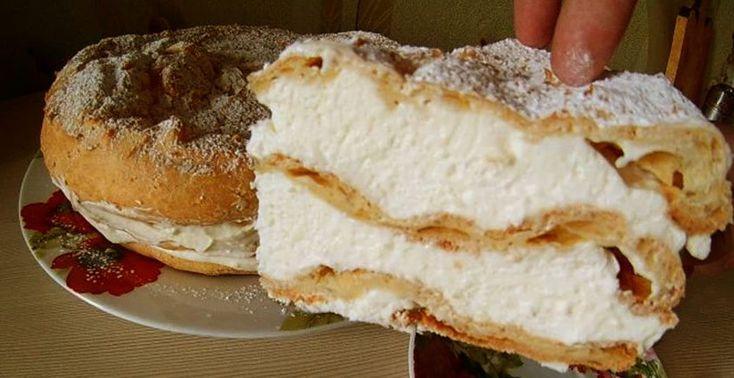 Karpatský koláč - Receptik.sk