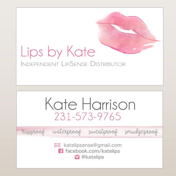 LipSense Business Cards on Etsy!!    https://www.etsy.com/listing/508316969/lipsense-business-cards-custom?ref=shop_home_active_5