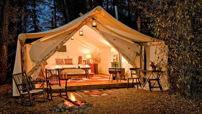 Fireside Resort: This corner of Wyoming is one of the most beautiful regions in North America.