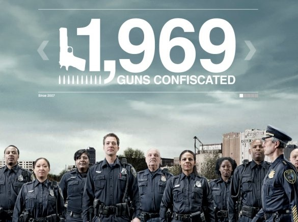 Milwaukee PD Ups The Ante On The Government Website   Co.Create: Creativity \ Culture \ Commerce