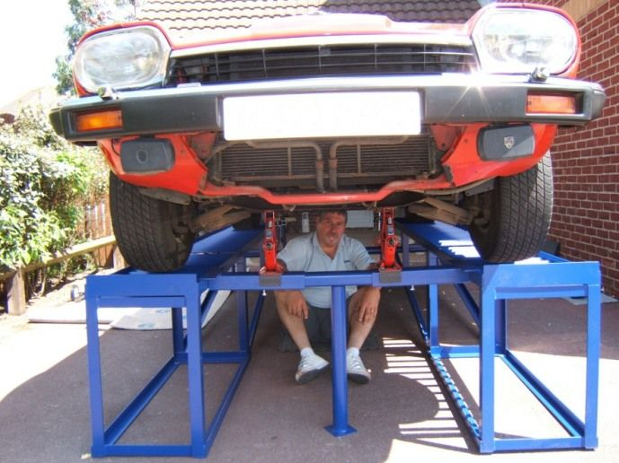 Car Lift Diy Car Lift Plans